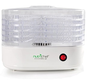 NutriChef Professional Electric Multi-Tier Food Preserver product image