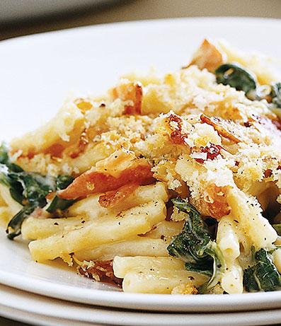 Veggie or Chicken Pasta