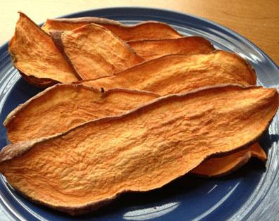 sweet potato dog homemade treats