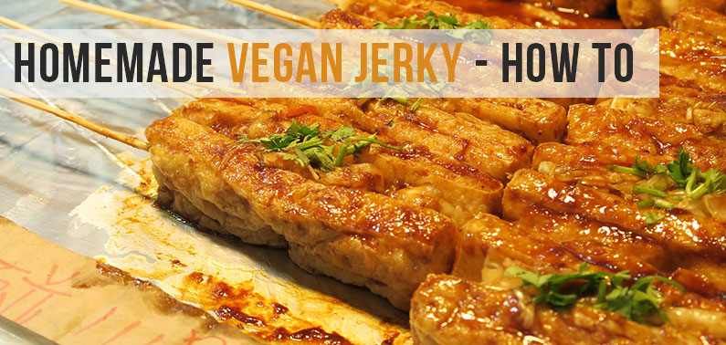 Complete Guide on Making Homemade Vegan Jerky